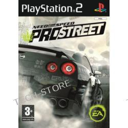 Gra PS2 Need for Speed ProStreet