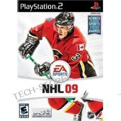 Gra PS2 NHL 09