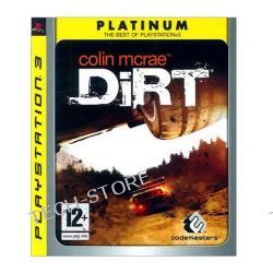 Gra PS3 Colin McRae: Dirt Platinum