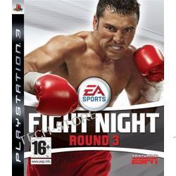 Gra PS3 Fight Night Round 3