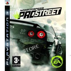 Gra PS3 Need for Speed Prostreet Platinium