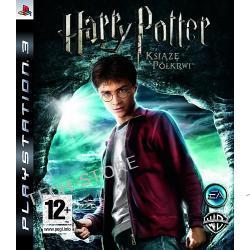 Gra PS3 Harry Potter i Książe Półkrwi