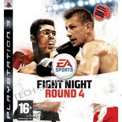 Gry PS3 Fight Night Round 4