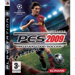 Gra PS3 Pro Evolution Soccer 2009