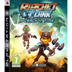 Gra PS3: Ratchet & Clank: Crack in Time