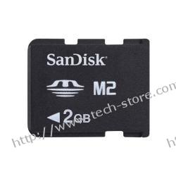 SANDISK MEMORYSTICK MICRO M2 2048MB