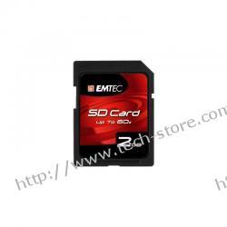 EMTEC SECURE DIGITAL SD 2GB X60