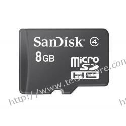 SANDISK SECURE DIGITAL MICRO SDHC 8GB