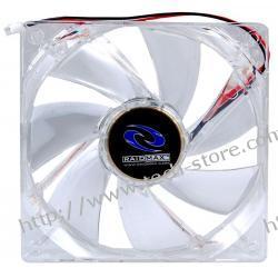 WENTYLATOR RAIDMAX LED NIEBIESKIE 120x120x25mm