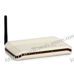 APPro 2405 WISP Wireless xDSL Router / Access Point, 4×LAN, 1×WAN/PoE, polski interfejs użytkownika!