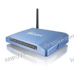 OVISLINK AirLive [ WL-5470AP ] Hi-Power Access Point/Router 54Mbps 802.11g [ Menadżer Pasma, Moc 20dBm ][ 1x WAN, 4x LAN ]