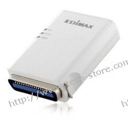 EDIMAX (PS-1206P) PRINT SERVER 1xRJ45, 1xPARALLEL