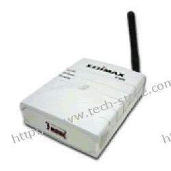 EDIMAX (PS-1206UWG) PRINT SERVER 1xRJ45, 1xUSB, 802.11g