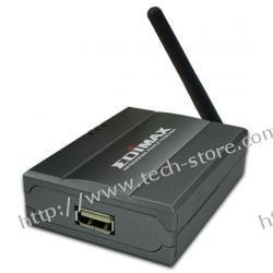 EDIMAX (PS-1206MFG) PRINT SERVER 1xRJ45, 1xUSB, 802.11g, MFP