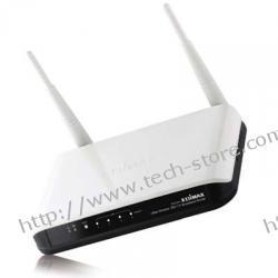 EDIMAX BR-6424N WiFi-N router bezprzewodowy 802.11n 4xLAN 2T2R WMM, WEP, WPA, WPA2, DDNS, QoS,