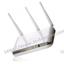 EDIMAX BR-6524N Router bezprzewodowy 802.11n 4xLAN WMM , DDNS,