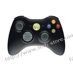 GAMEPAD Microsoft Xbox 360 Wireless EN BLACK