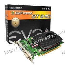 EVGA GF GT240 1024MB DDR3/128b D/H PCI-E