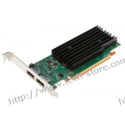 PNY Quadro NVS 295 256MB DDR3/64bit DP PCI-E x1 (540/1390) (Low Profile) (chłodzenie pasywne)