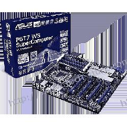 ASUS P6T7 WS SUPERCOMPUTER Intel X58 LGA 1366 (7xPCX/DZW/2xGLAN/SATA/RAID/DDR3/3-Way SLI/Quad CrossFireX)