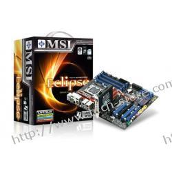 MSI ECLIPSE SLI Intel X58 LGA 1366 (PCX/X-FI/GLAN/SATA/RAID/DDR3)