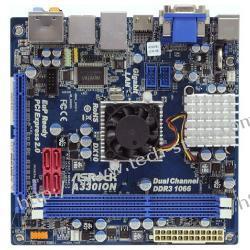 ASROCK A330ION MCP7A-ION (CPU/PCX/VGA/DZW/GLAN/SATA/RAID/DDR3) Mini-ITX