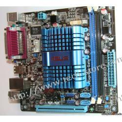 ASUS AT5NM10-I Intel NM10 (CPU/VGA/DZW/GLAN/SATA/DDR2) Mini-ITX