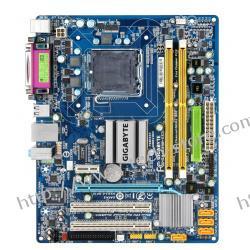 GIGABYTE GA-G41M-ES2L Intel G41 Socket 775 (PCX/VGA/DZW/GLAN/SATA/DDR2) mATX