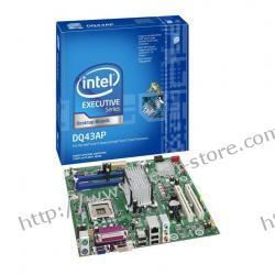 INTEL BOXDQ43AP LGA775 (DZ/LAN/VGA) mATX