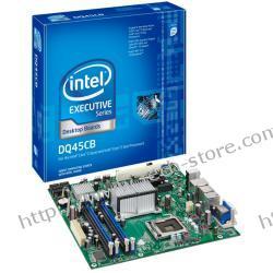 INTEL BOXDQ45CB LGA775 (DZ/LAN/VGA) mATX