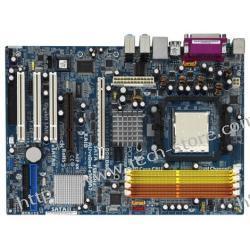 ASROCK ALiveDual-eSATA2 NVIDIA® nForce3 250 Socket AM2 (AGP/PCX/DZW/GLAN/SATA/RAID/DDR2)