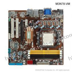 ASUS M3N78-VM GeForce 8200 Socket AM2+ mATX