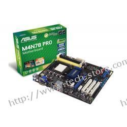 ASUS M4N78 PRO GeForce 8300 Socket AM2+ (PCX/VGA/DZW/GLAN/SATA/RAID/DDR2/HYBRID_SLI)