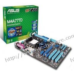 ASUS M4A77TD AMD 770 Socket AM3 (PCX/DZW/GLAN/SATA/RAID/DDR3)