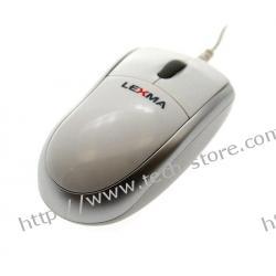 MYSZ LEXMA OPTYCZNA M230 MINI 3D USB WHITE-SILVER