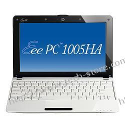 ASUS Eee PC Seashell 1005P Atom N450 1,66/10(matowa)/160/1024/WI-FI/CAM-0,3MP/W7S - BIAŁY