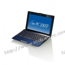 ASUS Eee PC Seashell 1005P Atom N450 1,66/10(matowa)/160/1024/WI-FI/CAM-0,3MP/W7S - NIEBIESKI
