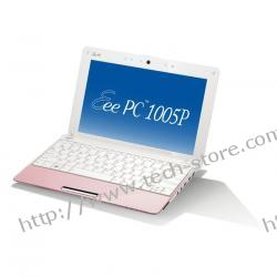 ASUS Eee PC Seashell 1005P Atom N450 1,66/10(matowa)/160/1024/WI-FI/CAM-0,3MP/W7S - RÓŻOWY