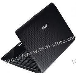 ASUS EeePC Seashell 1005PE Atom N450 1,66/10(matowa)/250/1024/BT/CAM-0,3MP/W7S - CZARNY