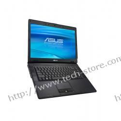 ASUS B50A-AG169X T6670/15,4 matowa/320/2048/INT X4500HD/DVDSM/VID-CAM/BLUET/WI-FI/W7P porty e-SATA & HDMI
