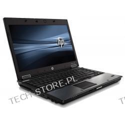 HP EliteBook 8440p i7-620M 4GB 14 HD+ LED 320(7200) DVD NVD3100M(512) Windows 7 Professional 32/64 + OF07 Ready + XP Pro Media DVD VQ664EA