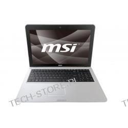 MSI X-Slim X610-001PL Athlon Neo MV-40 2GB 15,6 320GB ATI4330(512) Win7 Home Premium (SREBRNO-CZARNY)