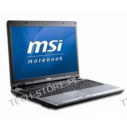 MSI EX628-446PL T6600 4GB 16 500GB DVDSM ATI HD4670(1GB) Win7 Home Premium