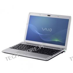 SONY VAIO VPC-Y11S1E/S SU7300 4GB 13,3 320GB INT4500 Win7 Home Premium (do 9 godz. pracy na baterii)