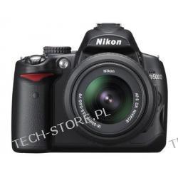 APARAT NIKON D5000 KIT AF-S DX18-55MM F/3.5-5.6G VR