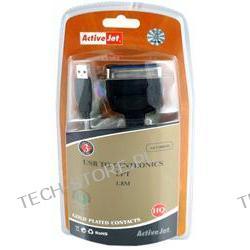ActiveJet KABEL USB-CENTRONICS LPT (DRUKARKA) 1.8M