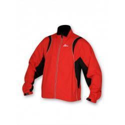 Wiatrówka do biegania Rogelli Braxton czerwona męska