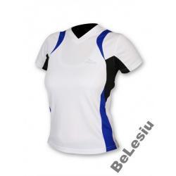 Koszulka do biegania Rogelli Alta niebieska damska