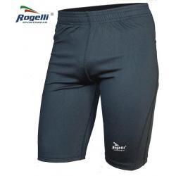 Spodenki do biegania Rogelli San Diego czarne męskie