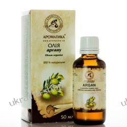 Olej Arganowy (Argan Oil), Aromatika, 50 ml Zmarszczki